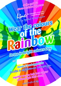 LINC rainbow day POSTER