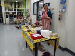 Alison Lovett Turners cake sale