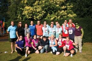 Team Stella, Cheltenham Triathlon
