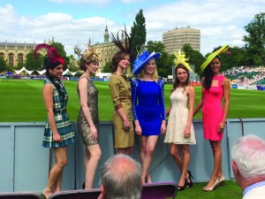 cricket ladies day