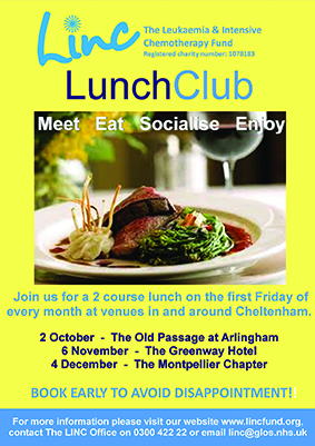 LunchClub Oct-Dec2015