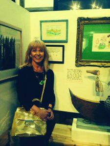 Art exhibition Toyah